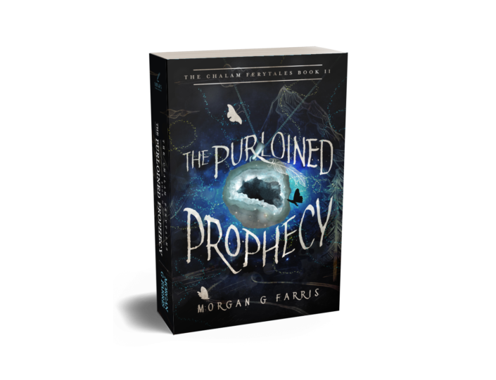 The Purloined Prophecy by Morgan G Farris