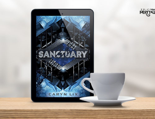 Book Review: Sanctuary by Caryn Lix