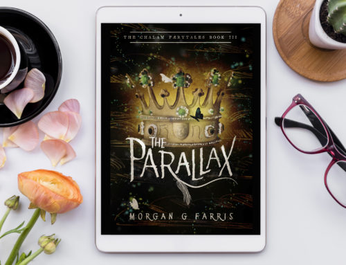 Book Review: The Parallax by Morgan G Farris