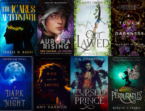 12 Fantasy Books To Read While You're Waiting for A Court of Silver Flames