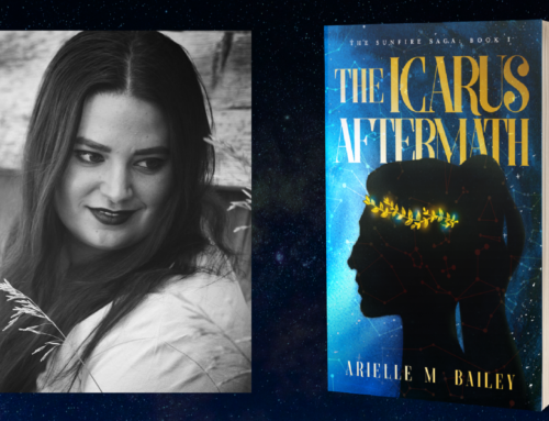 Author Interview: Arielle M. Bailey and The Icarus Aftermath